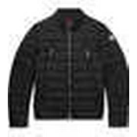 Montclar Quilted Shell Down Jacket - Black