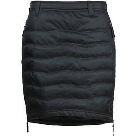 Skhoop Short Down Skirt - Black