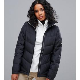 Columbia Pike Lake Jacket in Black