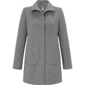 Frakke Fra Anna Aura grå