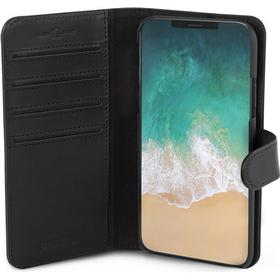 Champion Slim Wallet Leather Case (iPhone X)