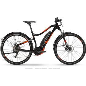 Haibike SDURO HardSeven 2.5 Street - Black/Red/White - E-Cyklar 50