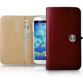 Evouni L68 - iPhone 6 Plus læder etui med plads til kreditkort