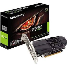 Gigabyte GeForce GTX 1050 OC Low Profile 3G (GV-N1050OC-3GL)
