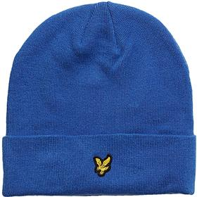 Lyle & Scott Beanie - Duke Blue