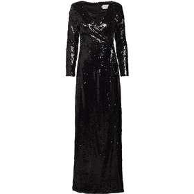 5d4721e7a852 Sort lang kjole Dametøj - Sammenlign priser hos PriceRunner