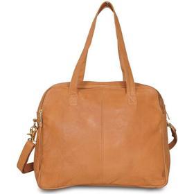 Depeche - Golden Deluxe Large Bag 12012 - Cognac