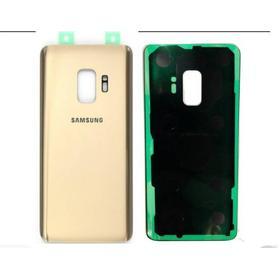 Samsung Galaxy S9 G960F Bag Cover Guld