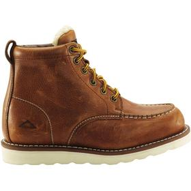 McKINLEY - New Work Boot Winter II - Unisex - Sko - Brun - 45