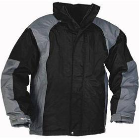 Top Swede Winter Jacket Black/Grey