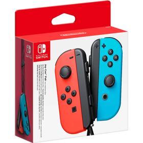 Nintendo Switch Joy-Con Pair - Red/Blue