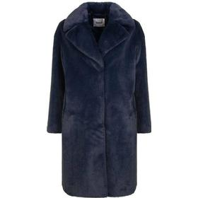 Stand Camille Coocon Coat - Navy
