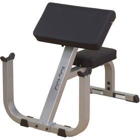 Bänk för Bicepscurl Body Solid GPCB329