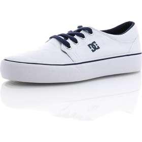 c8b3c1d83dc DC Trase TX - Vit/Blå - unisex - Skor - Sneakers - Låga Sneakers