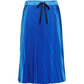 Scotch & Soda Silky Pleated Skirt - Mountain Blue
