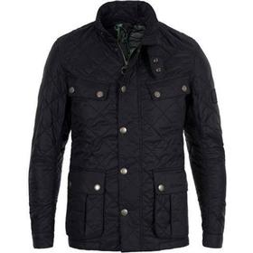 Barbour International Ariel Quilted Jacket - Black