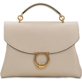 MARGOT LEATHER TOP HANDLE BAG