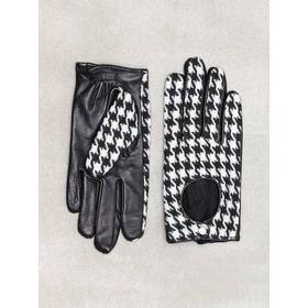 Lauren Ralph Lauren Leather Hybrid Glove Vanter og handsker