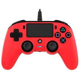 Nacon PS4 Compact Controller - Red