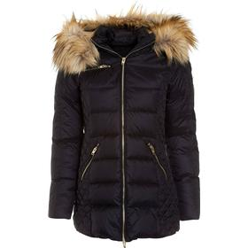 RockandBlue Eve Down Jacket - Black/Natural