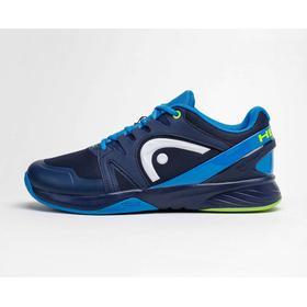 separation shoes b0424 40582 Head Sprint Team - Blå Grön - male - Skor EU43