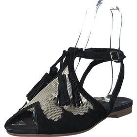 Butterfly tassel sandal