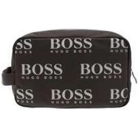 Boss Athleisure Mens Black Iconic Logo Washbag a64a904858d8d