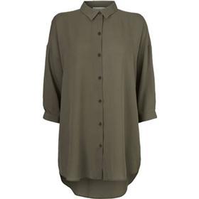 Kokoon Bianca Shirt, Olive Green