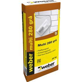 Weber Multi 280 Gray 25Kg