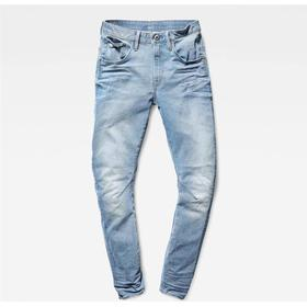 G-Star Arc 3D Low Boyfriend Jeans - Light Aged