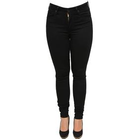 Levi's Mile High Super Skinny Jeans - Black Galaxy