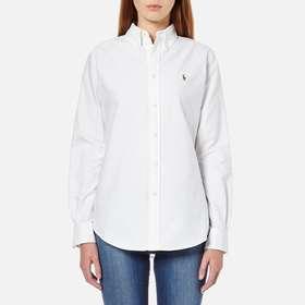 Dam skjorta ralph lauren Damkläder - Jämför priser på PriceRunner da873d6e21572