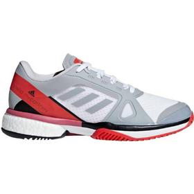 Adidas Stella Mccartney Barricade Boost W GreyRed • Se