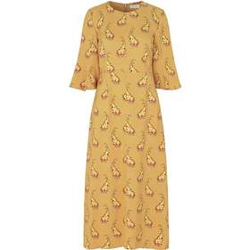 8129991f Rød kjole Dametøj - Sammenlign priser hos PriceRunner