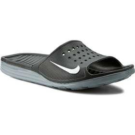 606c45a35d4 Nike solarsoft slide badesandaler Sko - Sammenlign priser hos ...