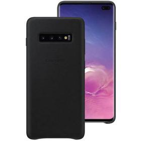 Samsung Leather Cover (Galaxy S10 Plus)
