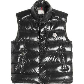 Moncler TIB Down Vest - Black