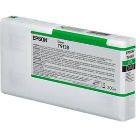 Epson (C13T913B00) Original Ink Green 200 ml