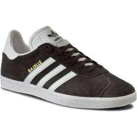 6ea7be3245b Adidas Gazelle M - Dark Grey Heather/White/Gold Metallic