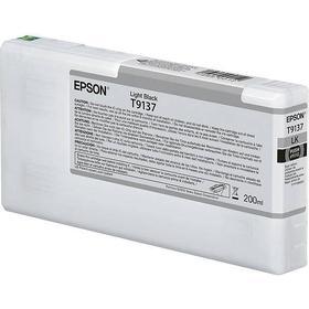 Epson (C13T913700) Original Ink Light Black 200 ml