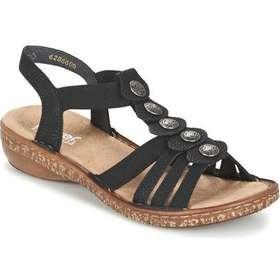 0447c0bf Rieker sandaler Sko - Sammenlign priser hos PriceRunner