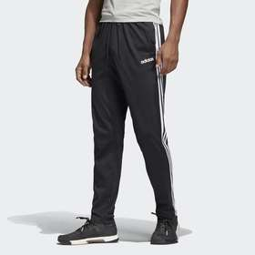 08edb9cb9a6f adidas Essentials 3-Stripes Tapered Open Hem Pants - Svart - male - Kläder L