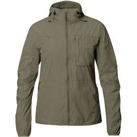a813266d FjallRaven High Coast Wind Jacket W - Laurel Green - Blæstjakker M
