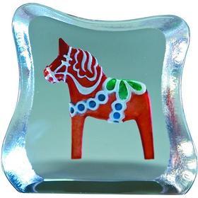 Maleras Nordic Icons Dalecarlia Horse 6cm Figur