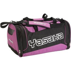 Yasaka väska Mito (purple/black), 61 x 34 x 28 cm