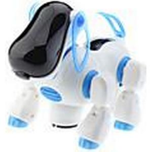 Yingjia Multifunktionale Maschinen Hundespielzeug mit Sound and Light (zufällige Farben, 3xAAA, No.09-839)