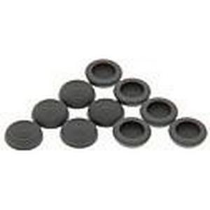 10er Anti-Rutsch-Silikonhüllen für Analog Cap PS4/PS3/XBOX ONE/XBOX360-Controller