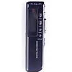 4G Audio Beruf Digital Voice Recorder Diktiergerät Schwarz