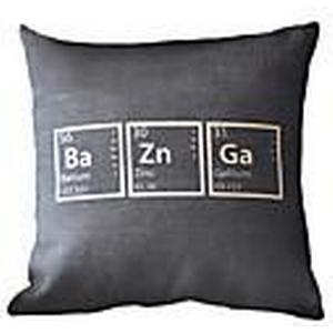 """Ba Zing Ga"" der Big Bang Theory Series Werfen Dekorative Kissenbezug"