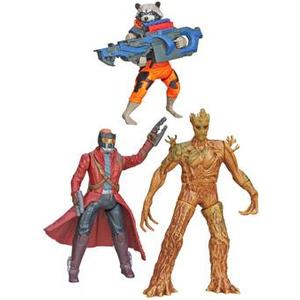 Guardians of the galaxy- figurer 13 cm Galaktiska krigare